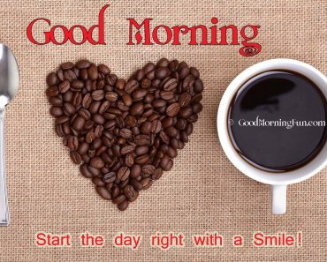 Good Morning - I love Coffee